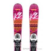 K2 Luv Bug + Fastrack 2 4.5 Mädchen Skiset 2017
