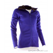 Black Diamond Coefficient Hoody FZ Damen Outdoorsweater