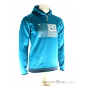 Ortovox Fleece Logo Hoody Herren Tourensweater