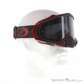 Oakley Mayhem Pro MX Reaper Blood Goggle Downhillbrille