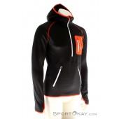Ortovox MI Fleece Zip Neck Hoody Herren Outdoorsweater