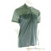 adidas TX Climachill 1/2 Zip Tee Herren T-Shirt