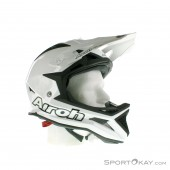 Airoh Fighters Color White Gloss Downhill Helm