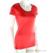 Ortovox Merino Cool SS Slogan Print Damen T-Shirt