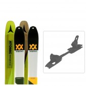 FREERIDE SKITOUREN SETS ab 90mm 2018 ab 534 EUR
