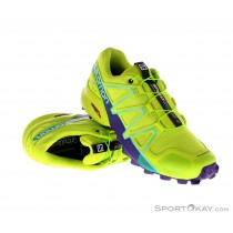 Salomon Speedcross 4 Damen Traillaufschuhe