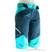Ortovox Pala Shorts Damen Outdoorhose-Blau-XS