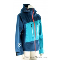 Ortovox 3L Guardian Shell Jacket Damen Tourenjacke