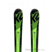 K2 Charger Jr. + Marker Fast Track 2 7.0 Kinder Skiset 2018