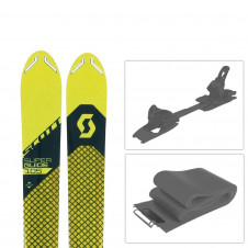 SKITOUREN SCOTT SUPERGUIDE 105mm AKTION bis -50% > 3er SET ab 569 EUR  >  4er SET ab 619 EUR