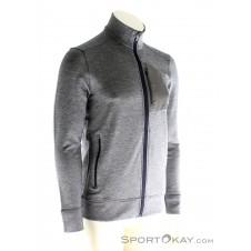 Icebreaker Momentum LS Zip Herren Outdoorsweater-Blau-S