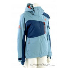 Scott Ultimate Dryo 30 Jacket Damen Tourenjacke-Blau-S