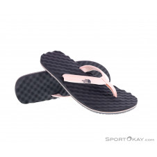 The North Face Base Camp Mini Damen Flip Flops-Grau-36