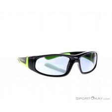Alpina Flexxy Junior Kinder Sonnenbrille-Grün-One Size