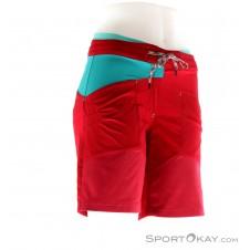 La Sportiva TX Short Damen Kletterhose-Pink-Rosa-34