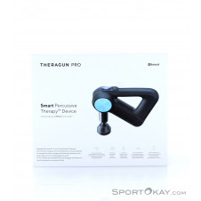 Therabody Theragun Pro Faszientool-Schwarz-One Size