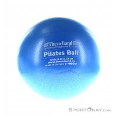 Thera Band Pilates 22cm Gymnastikball-Blau-One Size