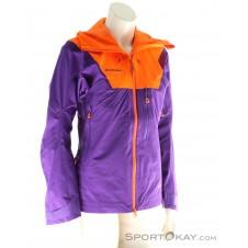 Mammut Nordwand Pro HS Jacket Damen Tourenjacke Gore-Tex-Orange-XS