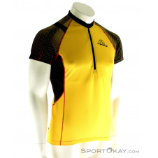 La Sportiva Sonic Herren T-Shirt-Schwarz-XXL