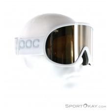 POC Retina Big Skibrille-Weiss-One Size