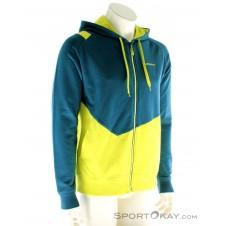 La Sportiva Rocklands Hoody Herren Outdoorsweater-Blau-S