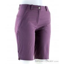 Mammut Runbold Shorts Damen Outdoorshorts-Lila-34