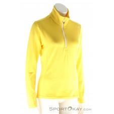 CMP Sweat HZ Damen Skisweater-Gelb-34