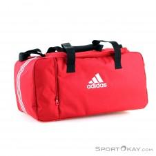 adidas Tiro Duffel L Sporttasche-Rot-L