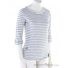 Chillaz Balanced Stripes LS Damen Shirt-Grau-34