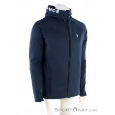 Peak Performance Rider Hoodie Herren Sweater-Blau-L