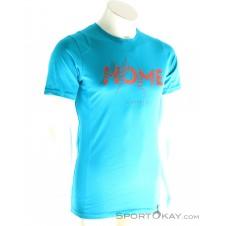 La Sportiva Mountain is Home Herren T-Shirt-Blau-S