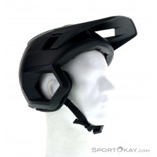 Fox Dropframe Enduro Helm-Schwarz-M