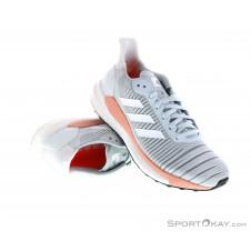 adidas Solar Glide 19 Damen Laufschuhe-Blau-7,5