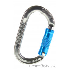 Ocun Osprey Triple Safe Lock Karabiner-Blau-One Size