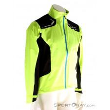 Shimano Explorer Rain Jacket Herren Bikejacke-Gelb-S