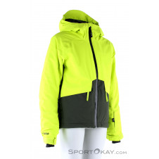O'Neill Quartzite Jungen Skijacke-Grün-140