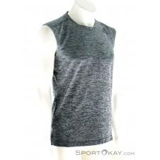 adidas Gradient Sleeveless Herren Fitnessshirt-Grau-M