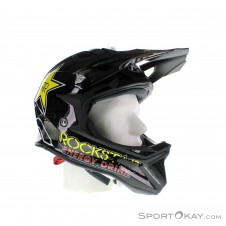 Airoh Fighters Rockstar Downhill Helm-Schwarz-XL