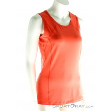Mammut Trovat Top Damen Tanktop-Orange-XS