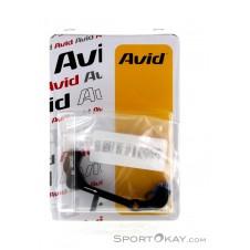Avid IS Adapter, 30 mm, für 170 mm hinten-Schwarz-One Size