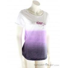 Chillaz Ötztal Swirl T-Shirt-Lila-S