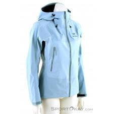 Arcteryx Beta SL Hybrid Jacket Damen Outdoorjacke Gore-Tex-Türkis-XS