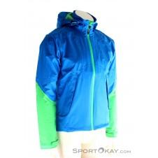 Shimano Storm Waterproof Herren Bikejacke-Blau-S