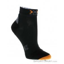 X-Socks Run Discovery Damen Laufsocken-Schwarz-35-36