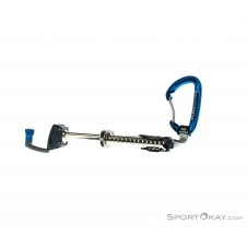 Salewa Quick Screw Eisschraube 16cm-Blau-160