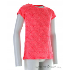 CMP Girl T-Shirt Mädchen Freizetshirt-Pink-Rosa-140