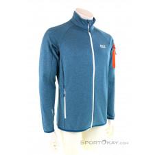 Jack Wolfskin Milford Herren Sweater-Blau-S