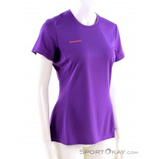 Mammut Moench Light Damen T-Shirt-Lila-XS