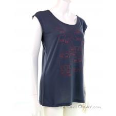 Ortovox 120 Tec Wool TS Damen T-Shirt-Schwarz-M