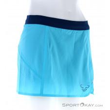 Dynafit Alpine Pro 2in1 Skirt Damen Laufrock-Blau-34